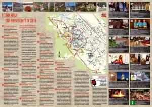 Friesach map english italian