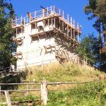 Turm Gerüstbau